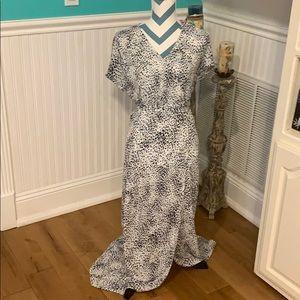 NWOT Rare Olivaceous Wrap Dress OSFM